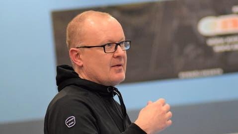 Der 57-jährige Finne Antti Rokonen. (PD)