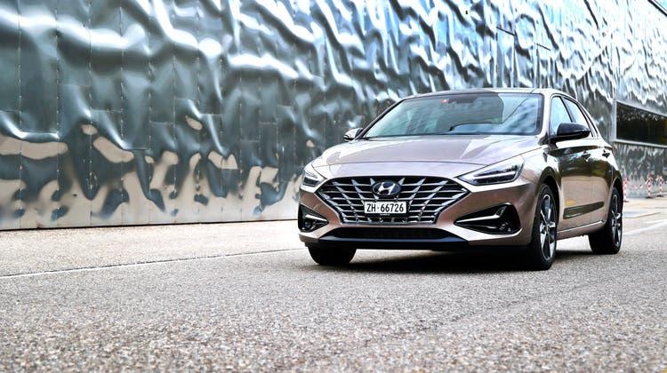 Der überarbeitete Hyundai i30. (zVg)