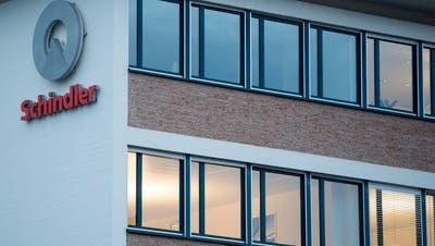 Das Luzerner Unternehmen Schindler wurde von der globalen Wirtschaftskrise in Mitleidenschaft gezogen. (Keystone)