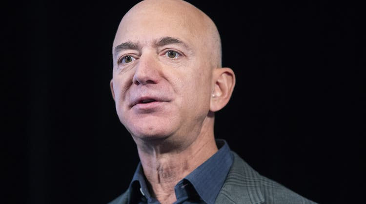 Jeff Bezos. (Keystone)