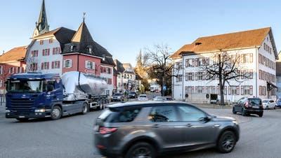 Lösung der Verkehrsprobleme durch Mobility-Pricing? Der Bund will Pilotprojekte unterstützen. (Kenneth Nars / BLZ)
