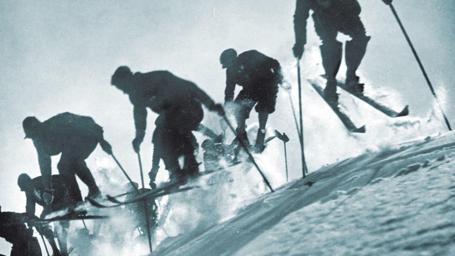 Skifilme fürs Heimkino: Einst waren sie Werbung, neuerdings bieten sie gute Geschichten