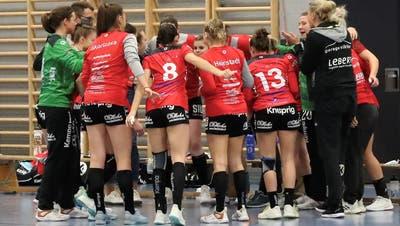 Das NLA-Frauenteam des HSC Kreuzlingen muss coronabedingt eine Zwangspause einlegen. (Mario Gaccioli)