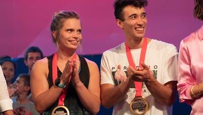 Stark: Zwei Innerschweizer gewinnen bei TV-Hindernisparcours