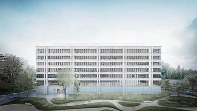Ab 2025 bezugsbereit: So sieht das neue Gebäude der Kantonspolizei aus