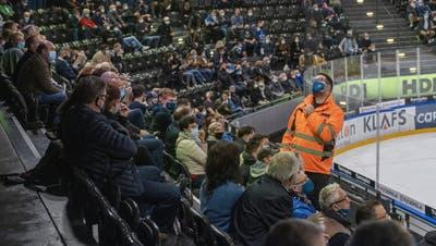 Wie gefährlich sind Grossanlässe? Pilotstudie im Eishockey will Corona-Ansteckungsgefahr aufzeigen