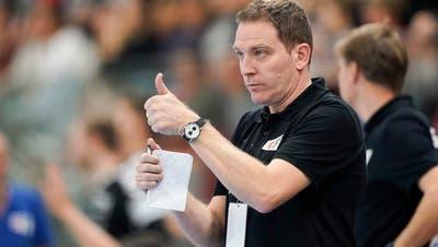 Idole, Abwehrchefs und kommunikative Typen: Handball-Nationaltrainer Suter erklärt sein EM-Team