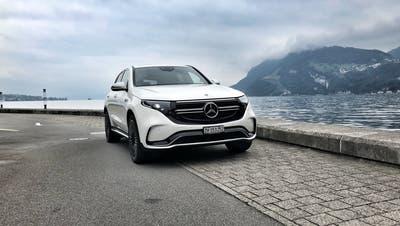 EQC: Der bessere, elektrische Mercedes