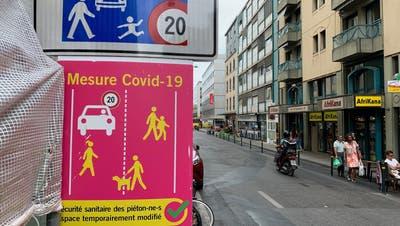 Genf droht Verkehrskollaps: Nun setzt die Stadt auf Pionierprojekte – und leistet sich einen Schildbürgerstreich