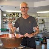 Aargauer Konfitüren-Profi beliefert edle Hotels – jetzt eröffnet er eine Schau-Manufaktur