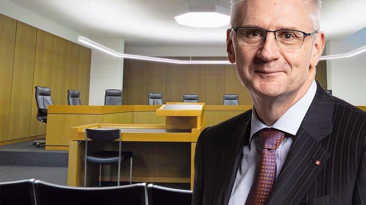 Alt-Oberrichter springt Andreas Glarner nach Urteil zur Seite: «Wer hat diese Mannschaft zusammengewürfelt?»