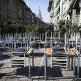 Versicherer lassen Restaurants hängen – weil die WHO von einer Pandemie spricht