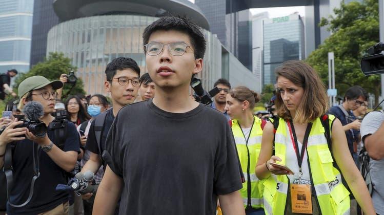 Hongkonger Aktivist Joshua Wong klärt ein fatales Missverständnis auf: «Die Wahrheit ist unsere größte Waffe»