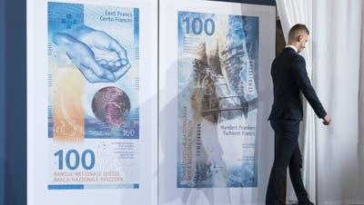 Die neue Banknotenserie ist komplett – ist sie die letzte?