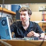 «Ich wollte immer praktisch arbeiten»: Aargauer ist Schweizer Meister der Elektroniker – jetzt ruft die WM