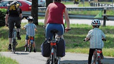 Grünliberale machen Druck für durchgängige Radrouten