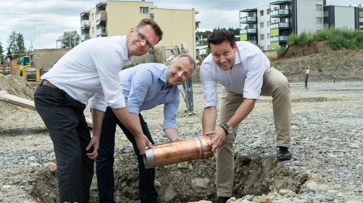 63 neue Mietwohnungen am Hallwilersee – diese Überbauung ist das grösste Bauprojekt im Dorf