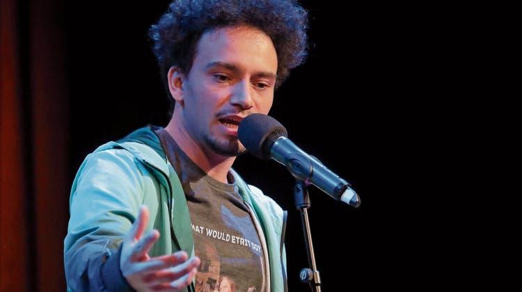 Poetry Slam Trilogie: Kay Wieoimmer gewinnt «laut&deutlich»