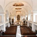 Ein Bijou für die Stadtkirche: Ein Nachbau einer Kastenorgel sorgt für ein authentisches Hörerlebnis