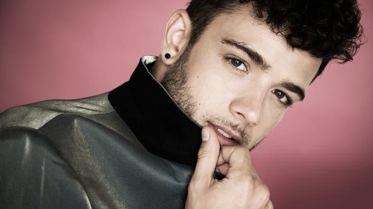 Luca Hänni singt auf seinem neuen Album meist auf Deutsch– wird er jetzt zum Schlagersänger?