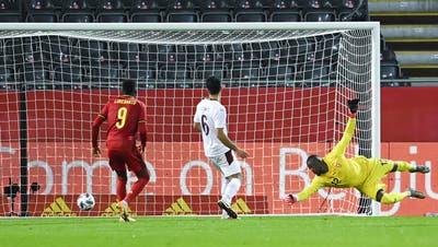 Das sind die Noten der Schweizer Nationalspieler beim 1:2 gegen Belgien