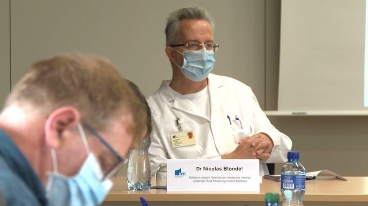 «Ich hatte heute kein Bett für Nicht-Covid-Patienten frei»: Arzt schildert Situation in überlastetem Spital
