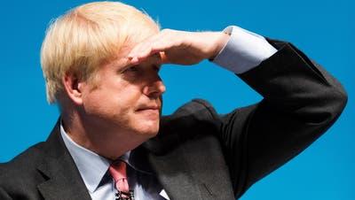 Mit Optimismus ins Chaos – Boris Johnson ist neuer britischer Premier