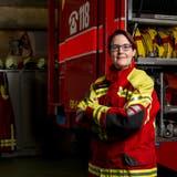 Diese 39-Jährige ist der einzige weibliche Feuerwehrinstruktor im Aargau: «Man weiss nie, was einen da draussen erwartet»