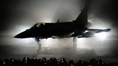Kampfjet-Ausmarchung: Der Gripen fliegt raus – Saab fühlt sich von Viola Amherd benachteiligt