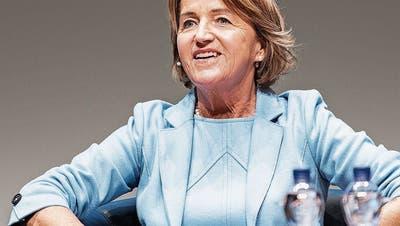Aargauer Ammänner-Präsidentin Renate Gautschy: «Es hat sich vieles zum Besseren getan»