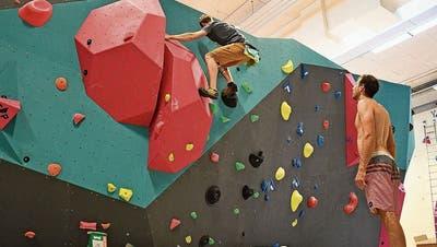 Neue Boulder- und Kletterhalle «Blockchäfer»: Sie soll zu einem Treffpunkt für alle werden