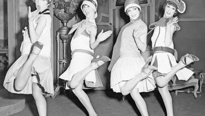 Auch an den Golden Globes: Die verspielte Mode der Roaring Twenties ist wieder hip