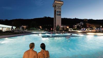 Mit voller Wucht getroffen: Das Thermalbad in Bad Zurzach verzeichnet Einbruch bei den Gästezahlen