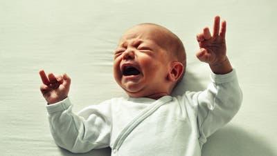 Neue Studie zeigt: Babys reagieren auf unangenehme Gerüche mit starkem Weinen