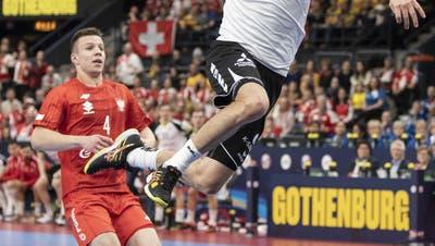Die Schweiz schreibt Handball-Geschichte – und steht dennoch vor dem EM-Aus