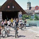 Veloweg über die Deutsch-Schweizer Grenze: Bad Säckingen sagt ja - das freut auch Stein