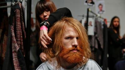 Was ist nun wichtiger – die Flanke oder die Frisur?