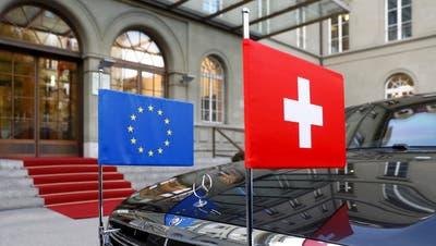 FDP-Ständerat fordert Übungsabbruch beim Rahmenabkommen:«Bundesrat sollte gegenüber der EU ehrlich sein»