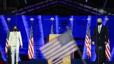 Die Suche nach einem Zugang zu Joe Biden hat begonnen – jetzt sind die Schweizer Diplomaten gefragt