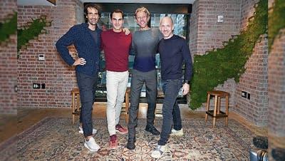 Roger Federer bringt Schuhmarke On grossen Erfolg