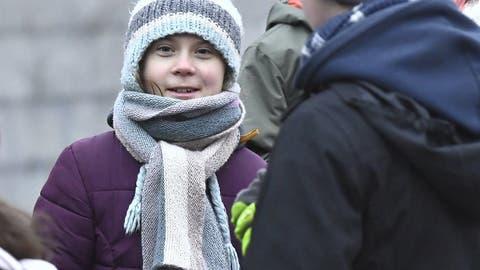 WEF-Gegner: «Winterwanderung für Klimagerechtigkeit» sorgt für Wirbel – auch Greta trägt wohl dazu bei