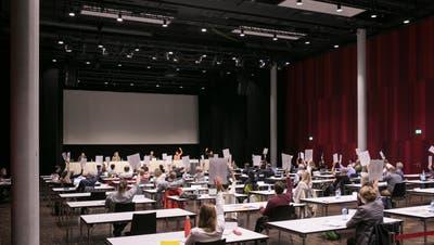 «Es gibt schon noch Zuversicht»: In der Not bietet der Campussaal Vorteile