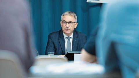 Kritik an Alex Hürzeler: Die FDP will klarere Vorgaben für Schulen während der Coronakrise