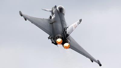 Die Armee testet ab heute diese fünf Kampfjets – auf diese Funktionen