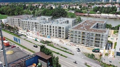 287 neue Wohnungen: Grossbauprojekte erhalten letzten Schliff