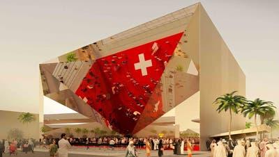 Expo in Dubai: Sponsoring-Flop kommt den Bund teuer zu stehen