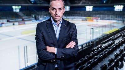 Der Eishockey-Manager will 5700 Sitzplätze im Stadion besetzen: «Können uns diese Schockstarre nicht mehr leisten»