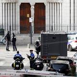 Drei Tote und sechs Verletzte nach Terrorattacke in Kirche in Nizza