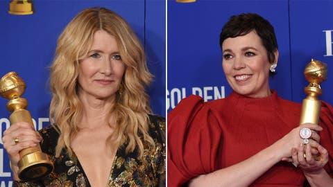 Demonstration für das Kino: Bei den Golden Globes kassiert Netflix eine Schlappe