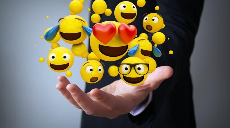 Emoji in Geschäftsmails: Einst ein No-Go, nun fast ein Muss – und das hat Gründe